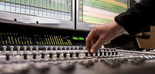Sessione di Mix e Master