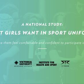 Comfortable sports uniforms a 'game-changer' for girls 👏