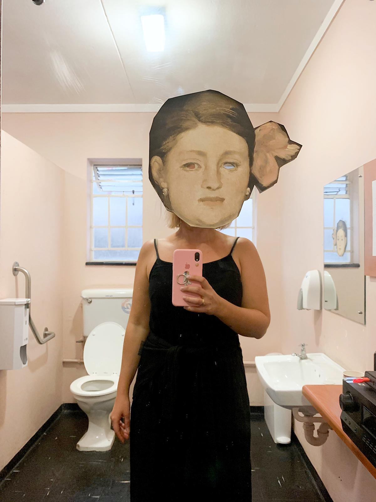 La Toilette, 2019