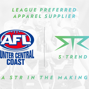 New 3 Year Partnership with AFL Hunter Central Coast