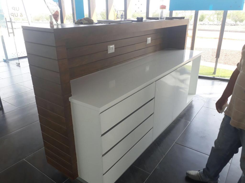 Mueble de superficie sólida Hanex