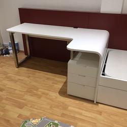 escritorio blanco Hanex