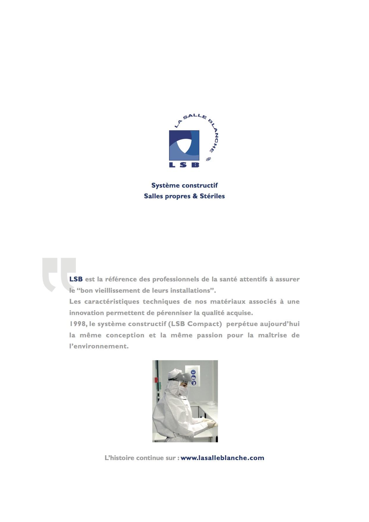 Catalogue LSB