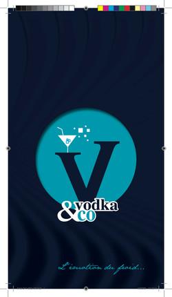 Livret Vodka and CO