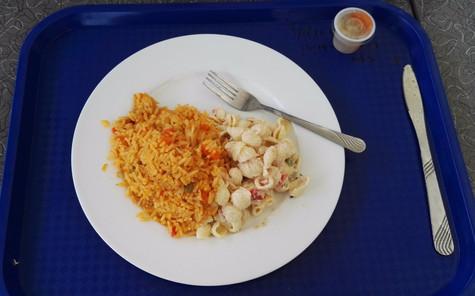 ASÍ SE VA AL FOOD COURT