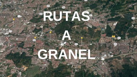 RUTAS A GRANEL