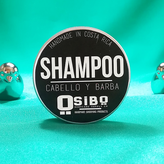 Shampoo en lata - Romero