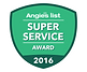 Storm Roofing 2017 Super Service Award