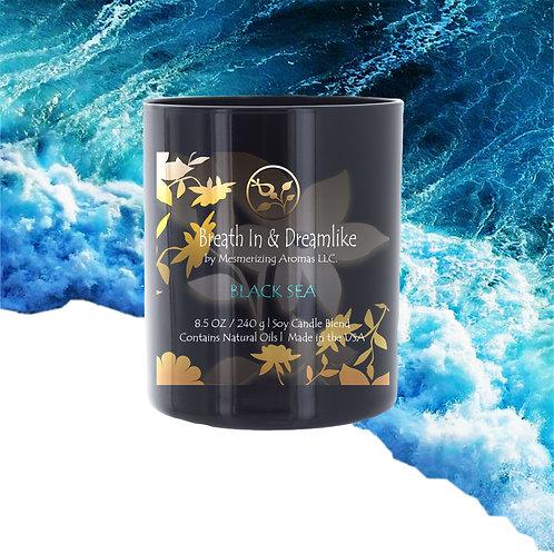 8.5 oz Black Sea Candle