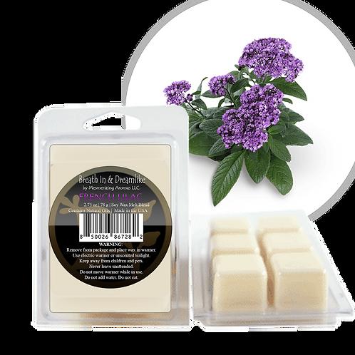 2.75 oz French Lilac Wax Melts (6pc)