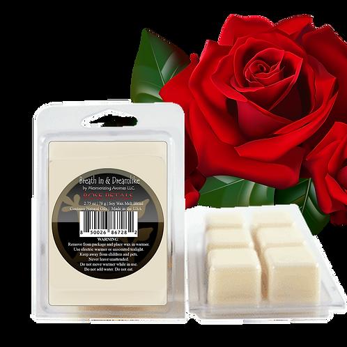 2.75 oz Rose Petals Wax Melts (6pc)