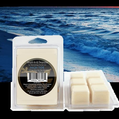 2.75 oz High Tide Wax Melts (6pc)