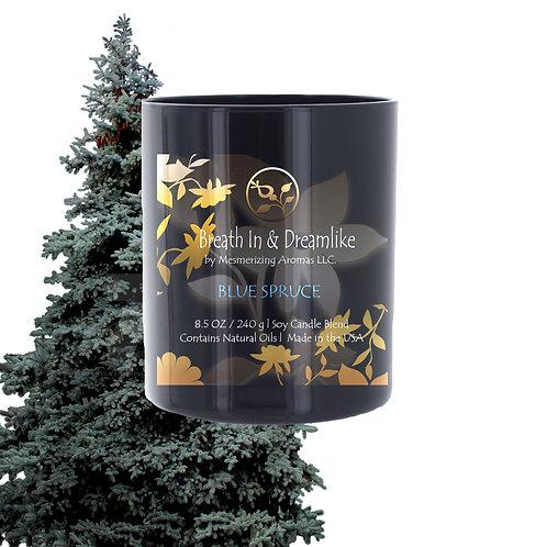 8.5 oz Blue Spruce Candle