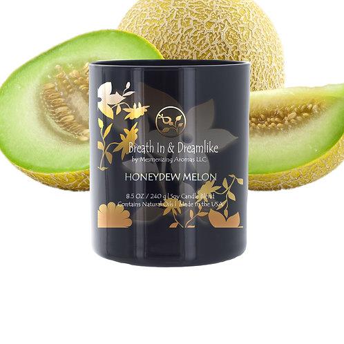 8.5 oz Honeydew Melon Candle