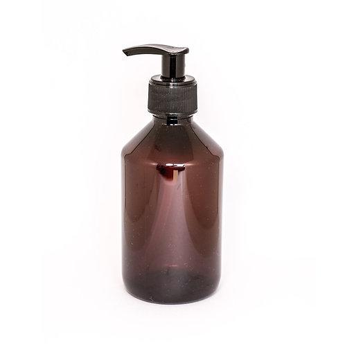 Spender für Duschgel und Shampoo