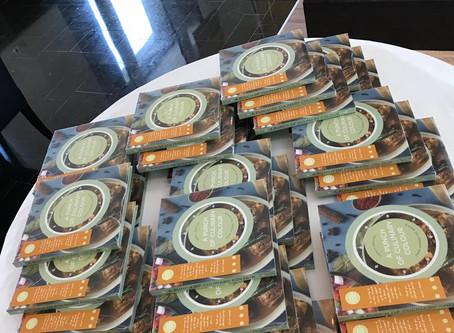 'A Punch of Culinary Colour' book launch, Dubai