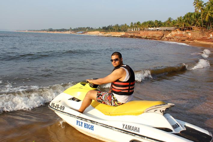'Fly High', Goa