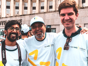 Remembering Rudy - The Walk 2019