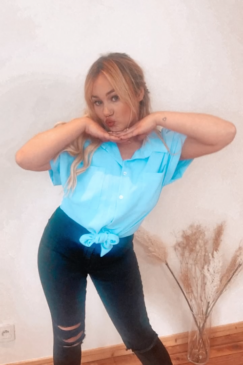Ready for summer blouse