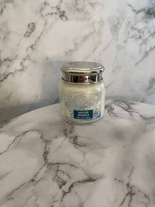 Village Candle-Winter Sparkle(MINI)
