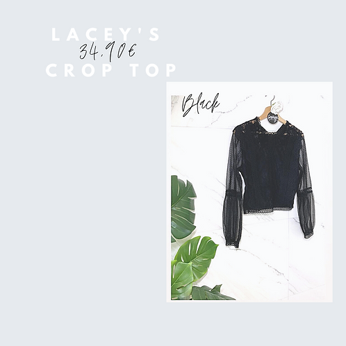 Lacey's crop top