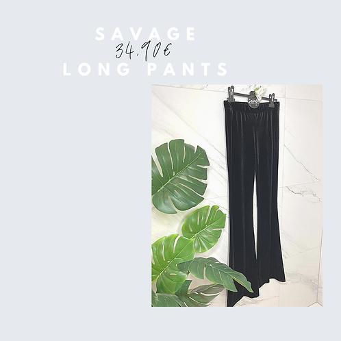 Savage long pants