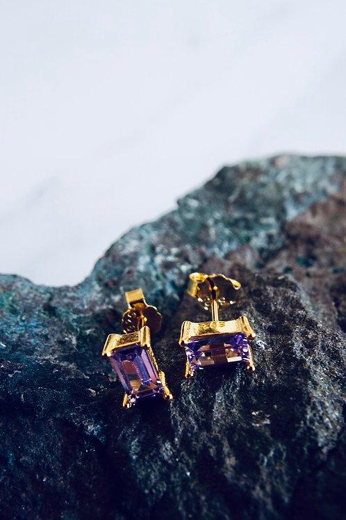 Lilac gems