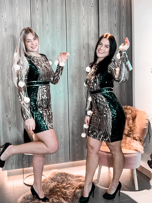 Balmain Inspired Party Dress