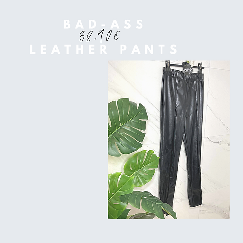 Badass-leather pants