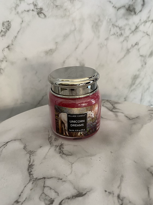 Village Candle- Unicorn Dreams (MINI)