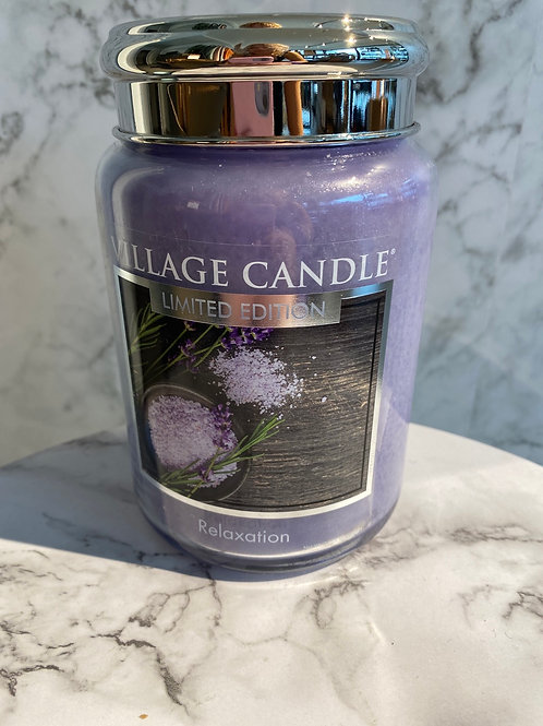 Village Candle-Relaxation