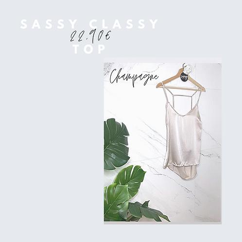 Sassy-Classy top