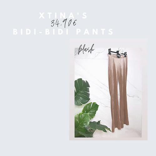 Xtina's bidi bidi pants