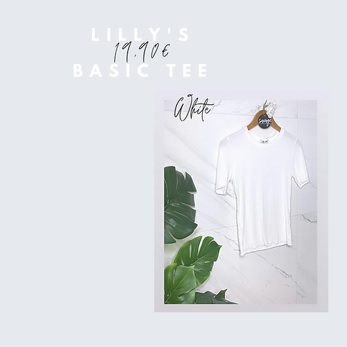 Lilly's basic tee