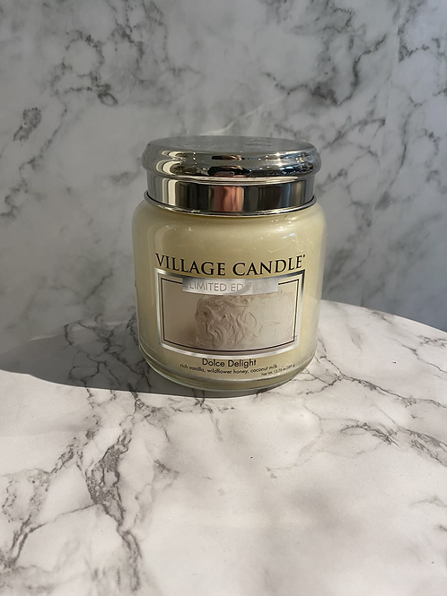 Village Candle-Dolce Delight(Limited Edition)(Medium)