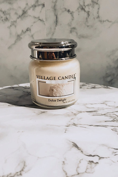 Dolce Delight  (mini candle)