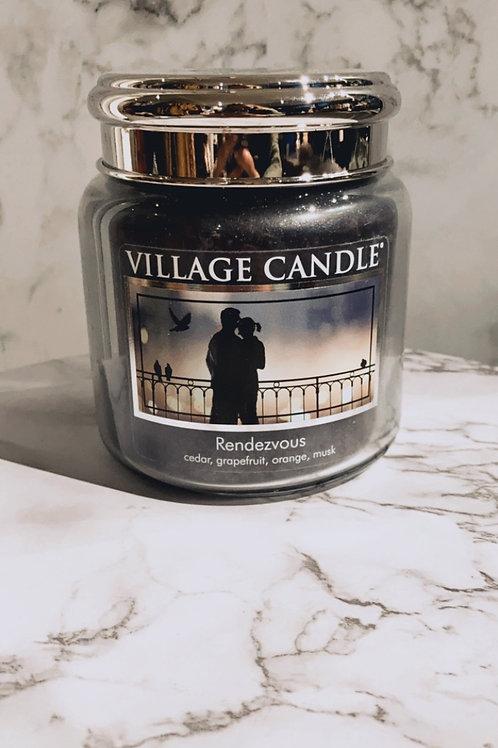 Village candle Rendezvous (medium)