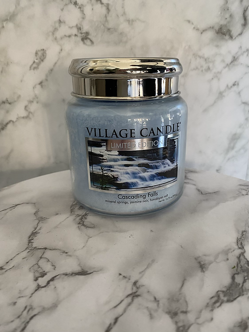Village Candle-Cascading Falls (Medium)
