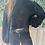 Thumbnail: Cropped black sweater