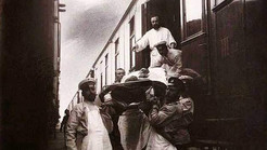 Участие РОКК в эвакуации больных и раненых воинов в ходе русско-японской войны 1904-1905 гг.
