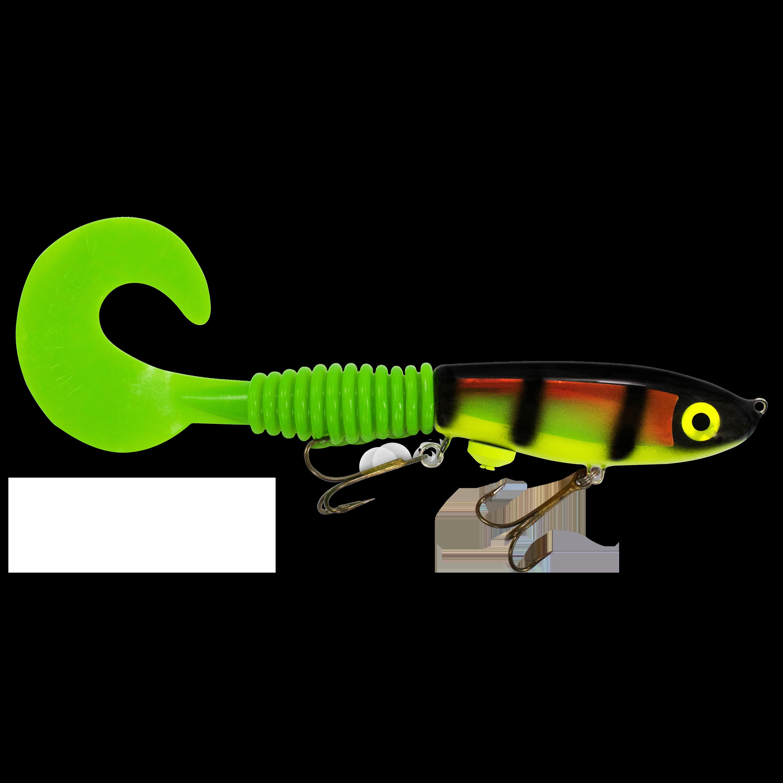 Hardhead - Prism Chartreuse Perch