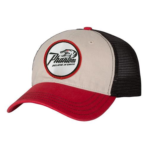 Round Logo Patch Hat