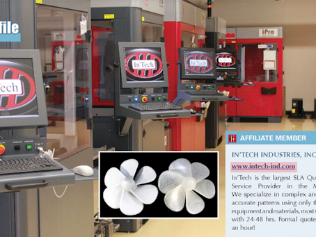 In'Tech Industries Celebrates 15 Years in 3D Printing