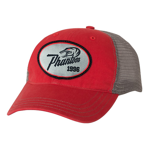 Oval Logo Patch Hat