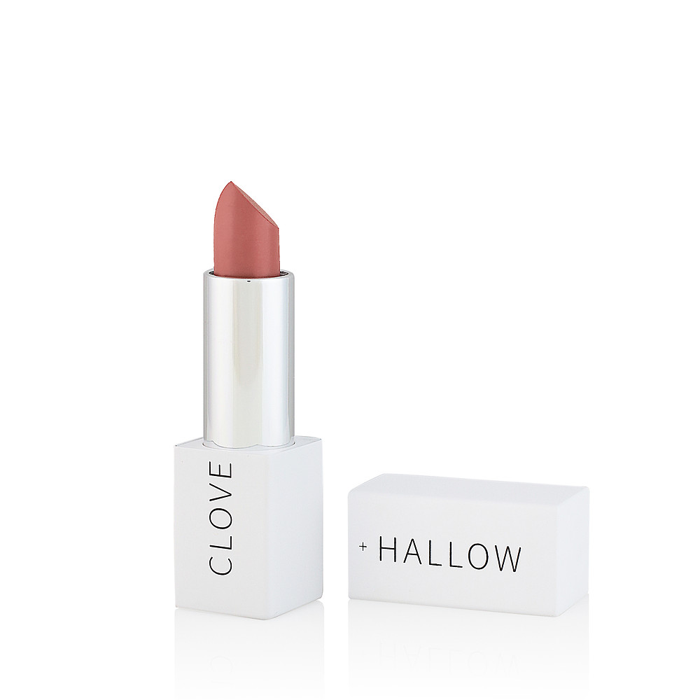 CLOVE AND HALLOW Lip Creme in Desert Rose