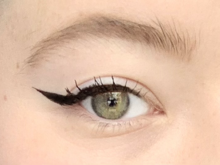 THE ULTIMATE EYELINER HACK FOR HOODED EYES