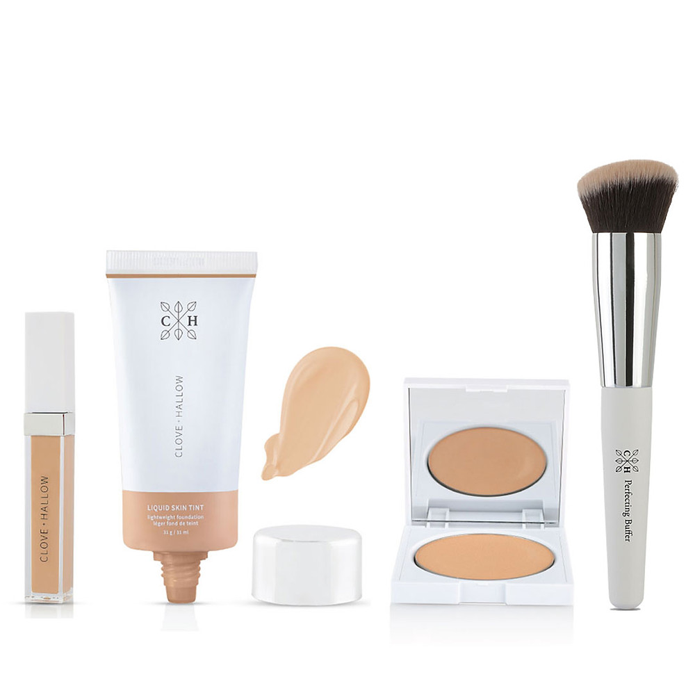 CLOVE AND HALLOW Ultimate Complexion Bundle