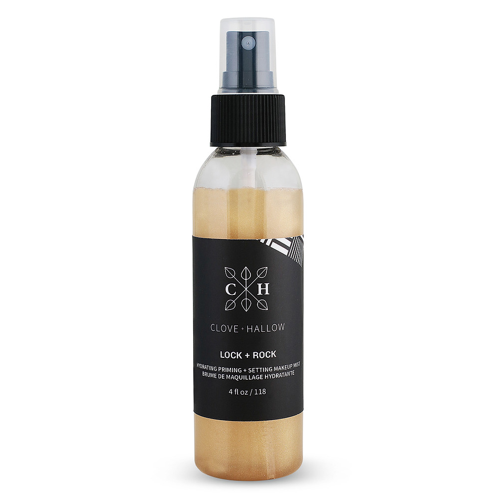 Lock and Rock Hydrating Priming and Setting Makeup Mist