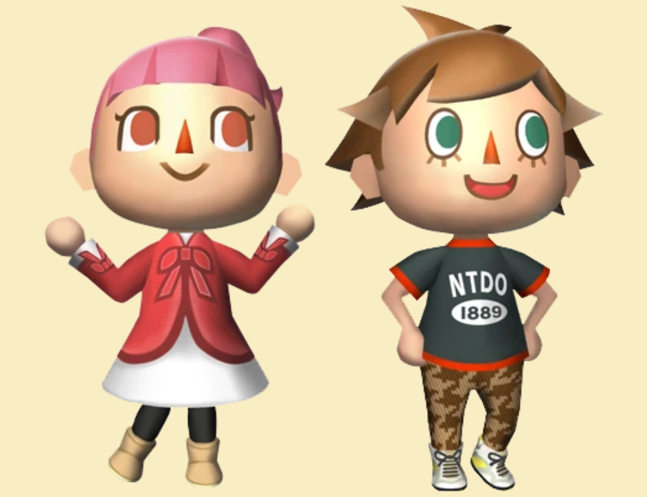 Animal Crossing Halloween Costume