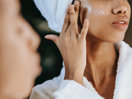 A DIY FACIAL FOR DRY, WINTER SKIN